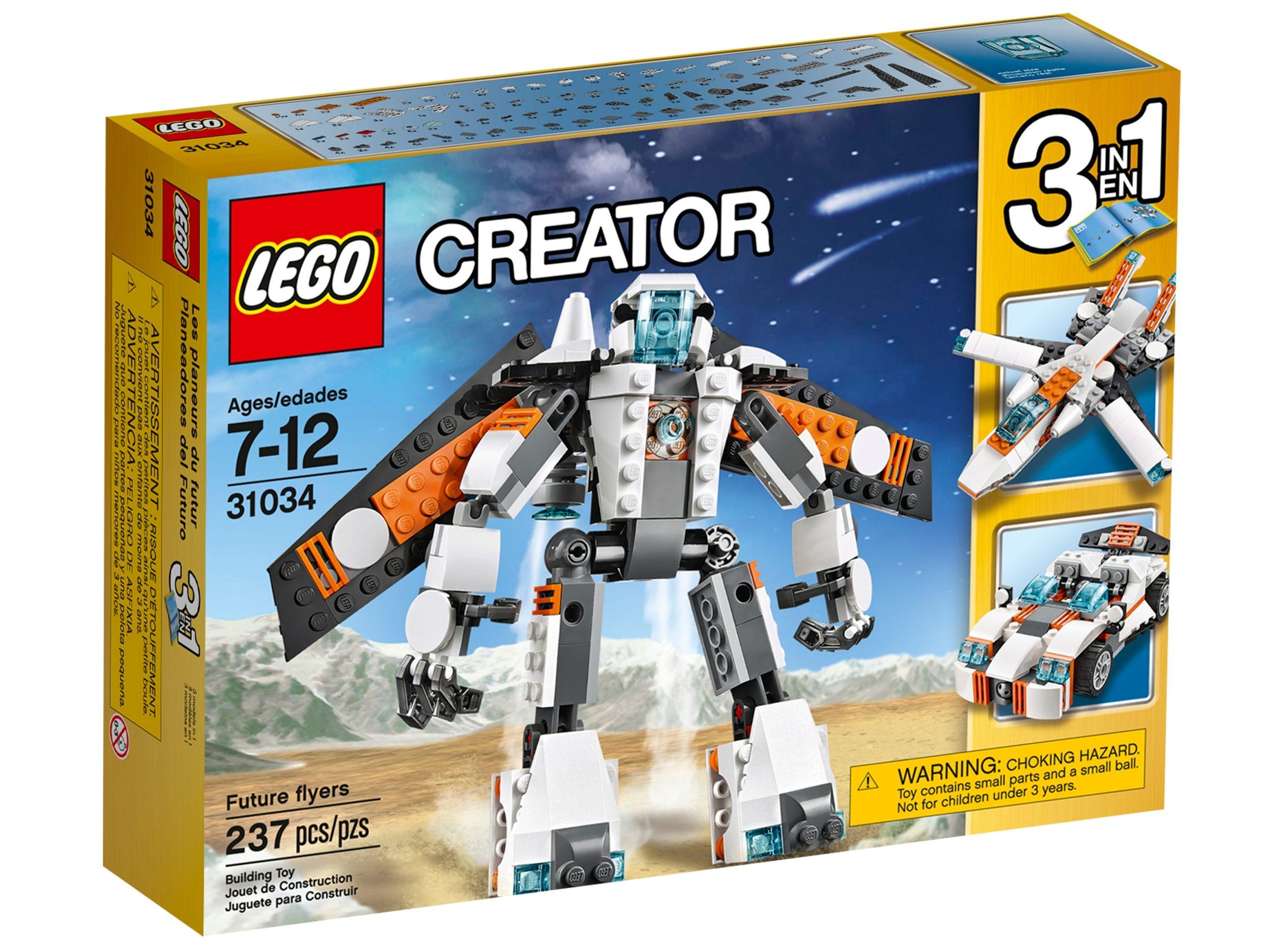 lego 31034 robot volanti scaled