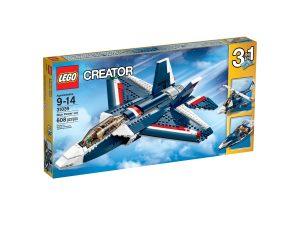 lego 31039 jet blu