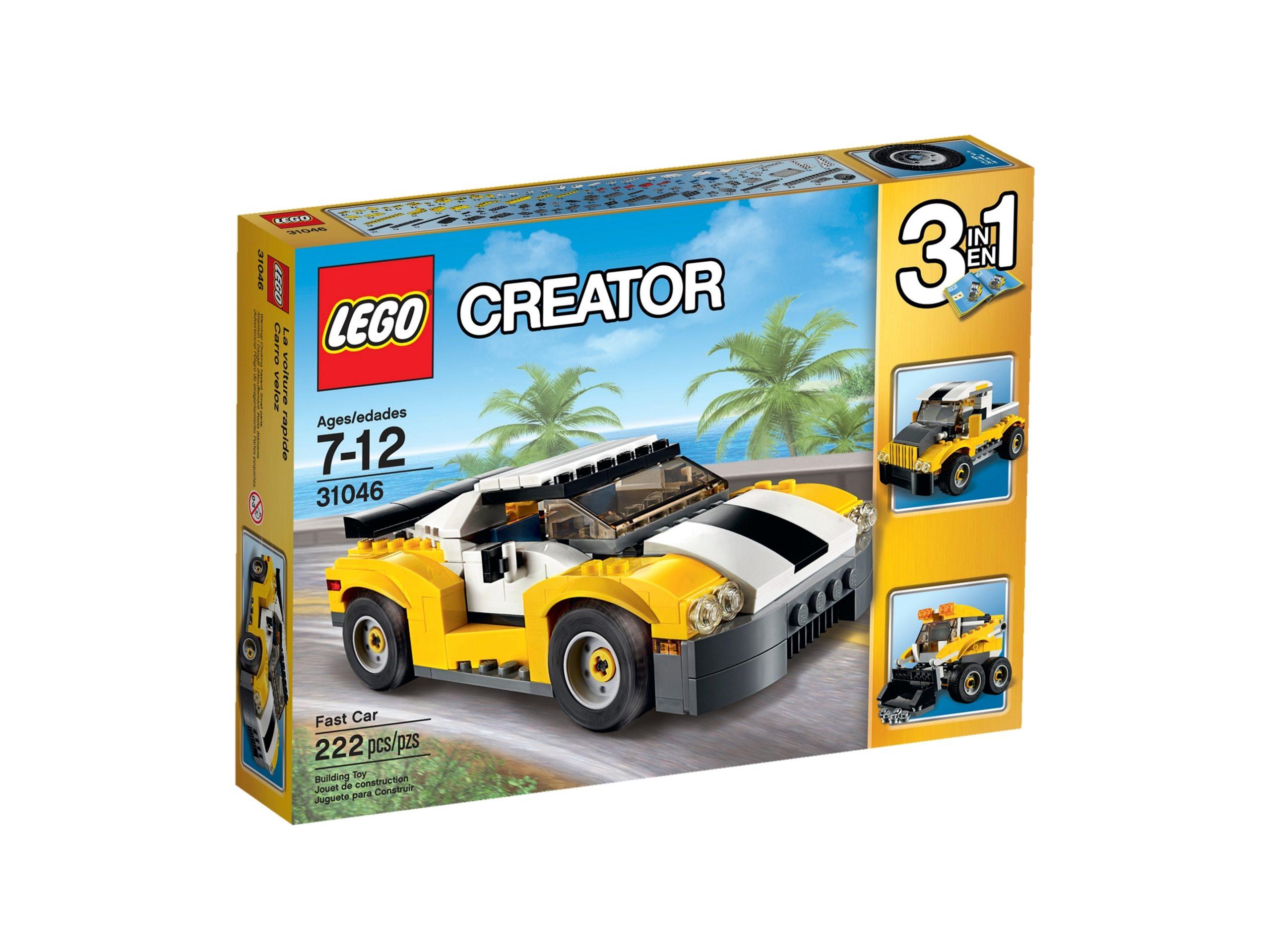 lego 31046 auto sportiva gialla scaled