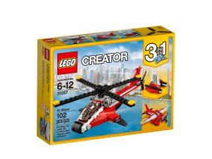lego 31057 elicottero di soccorso