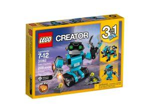 lego 31062 robo esploratore