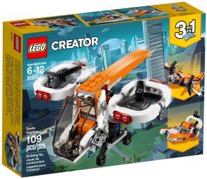 lego 31071 drone esploratore
