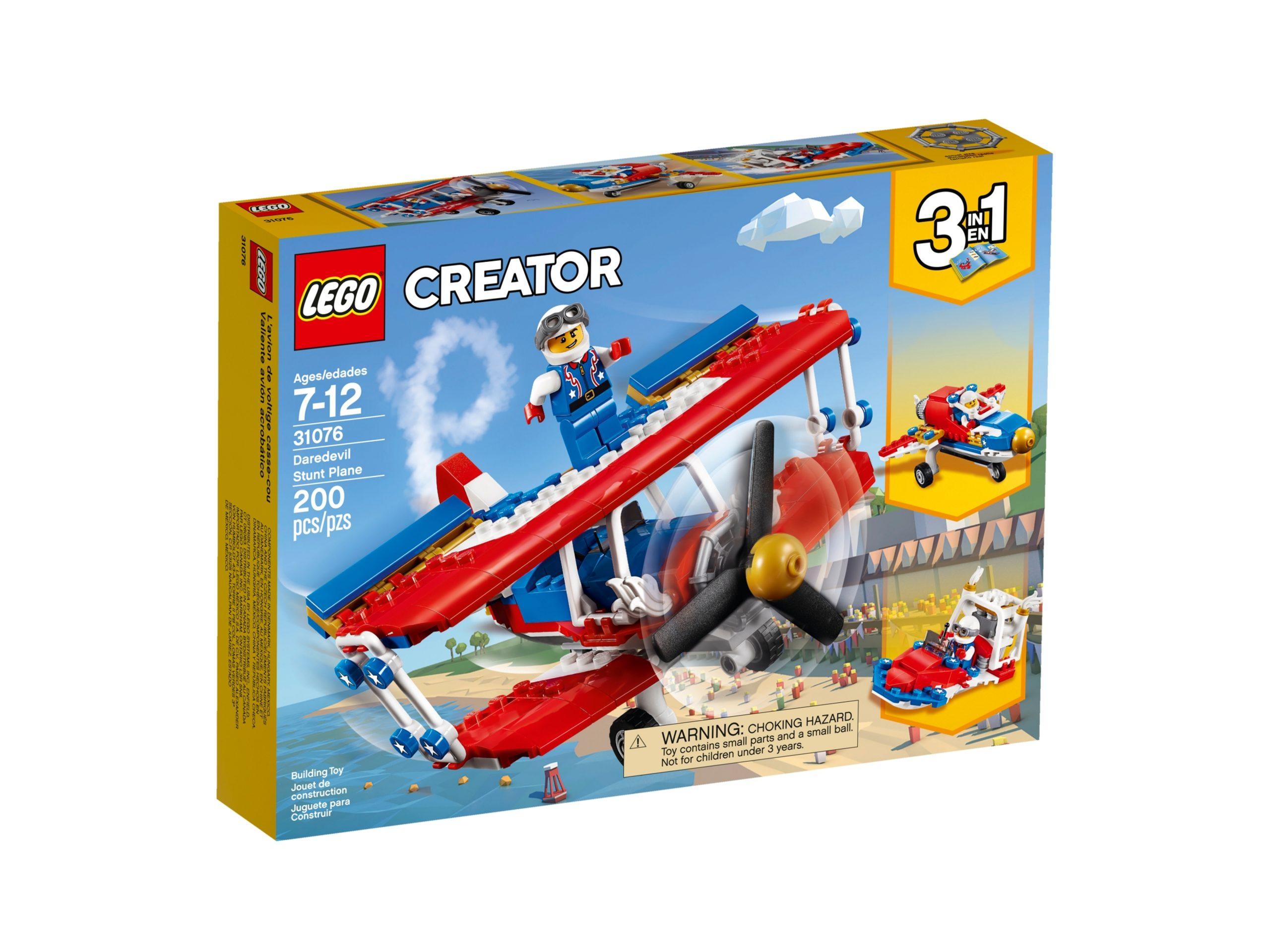 lego 31076 biplano acrobatico scaled