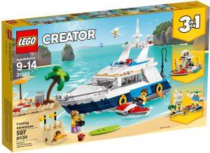 lego 31083 avventure in mare