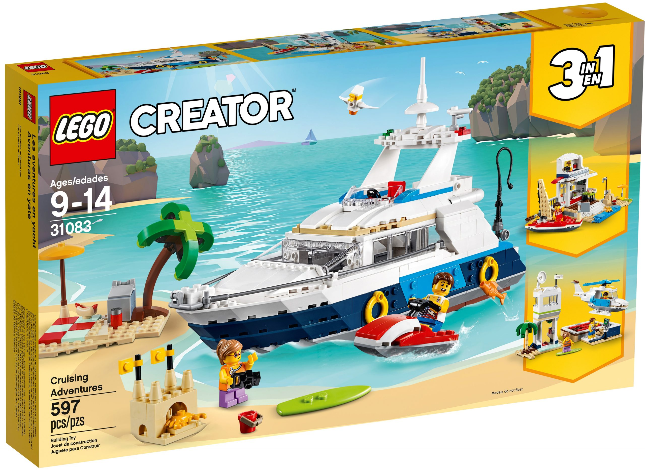 lego 31083 avventure in mare scaled