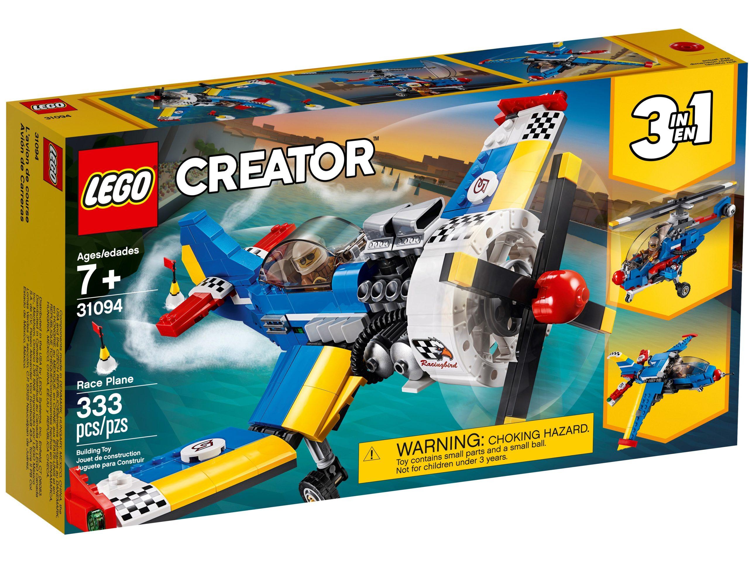 lego 31094 aereo da corsa scaled