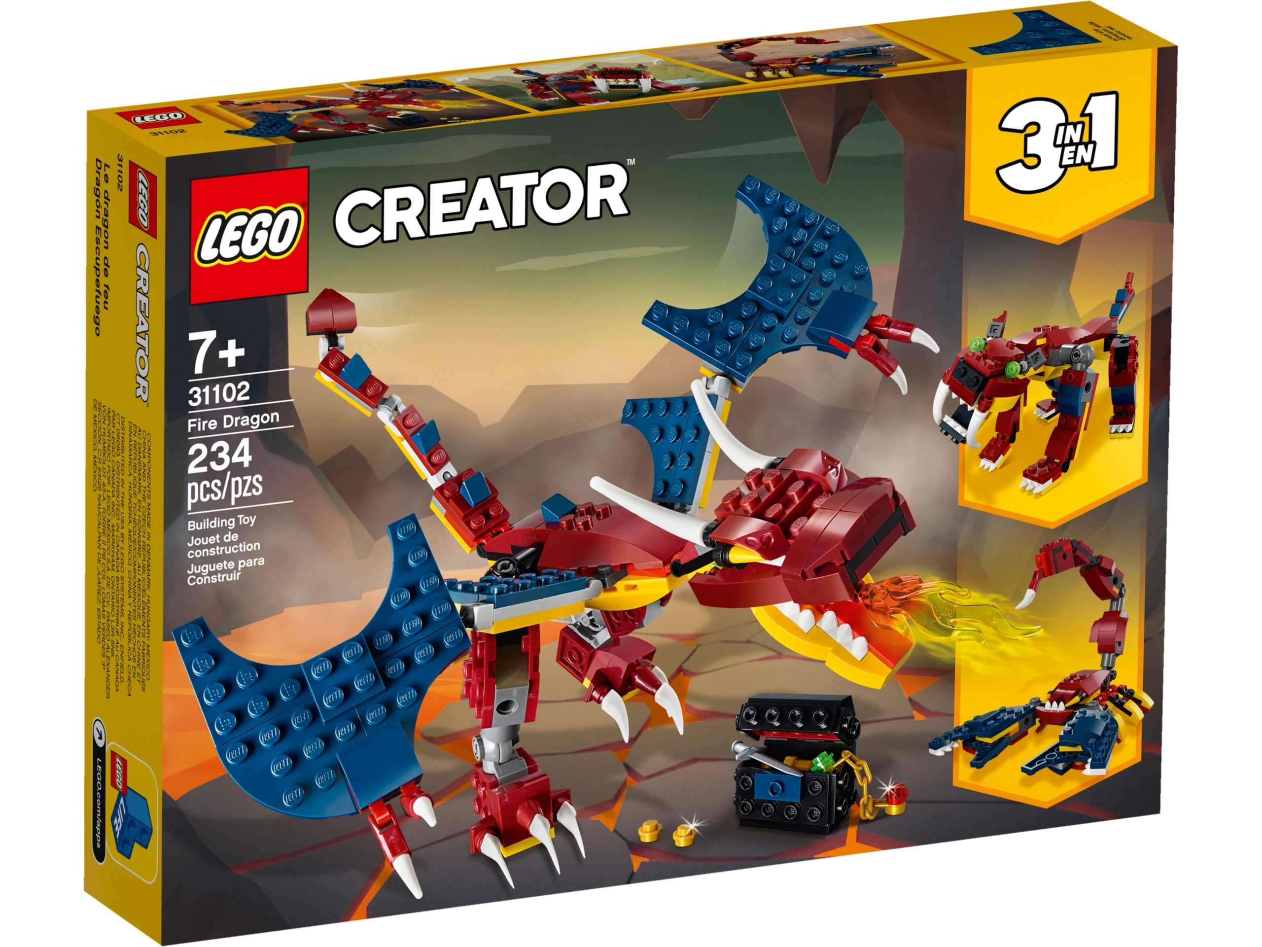 lego 31102 drago del fuoco scaled