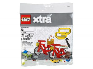 lego 40313 biciclette