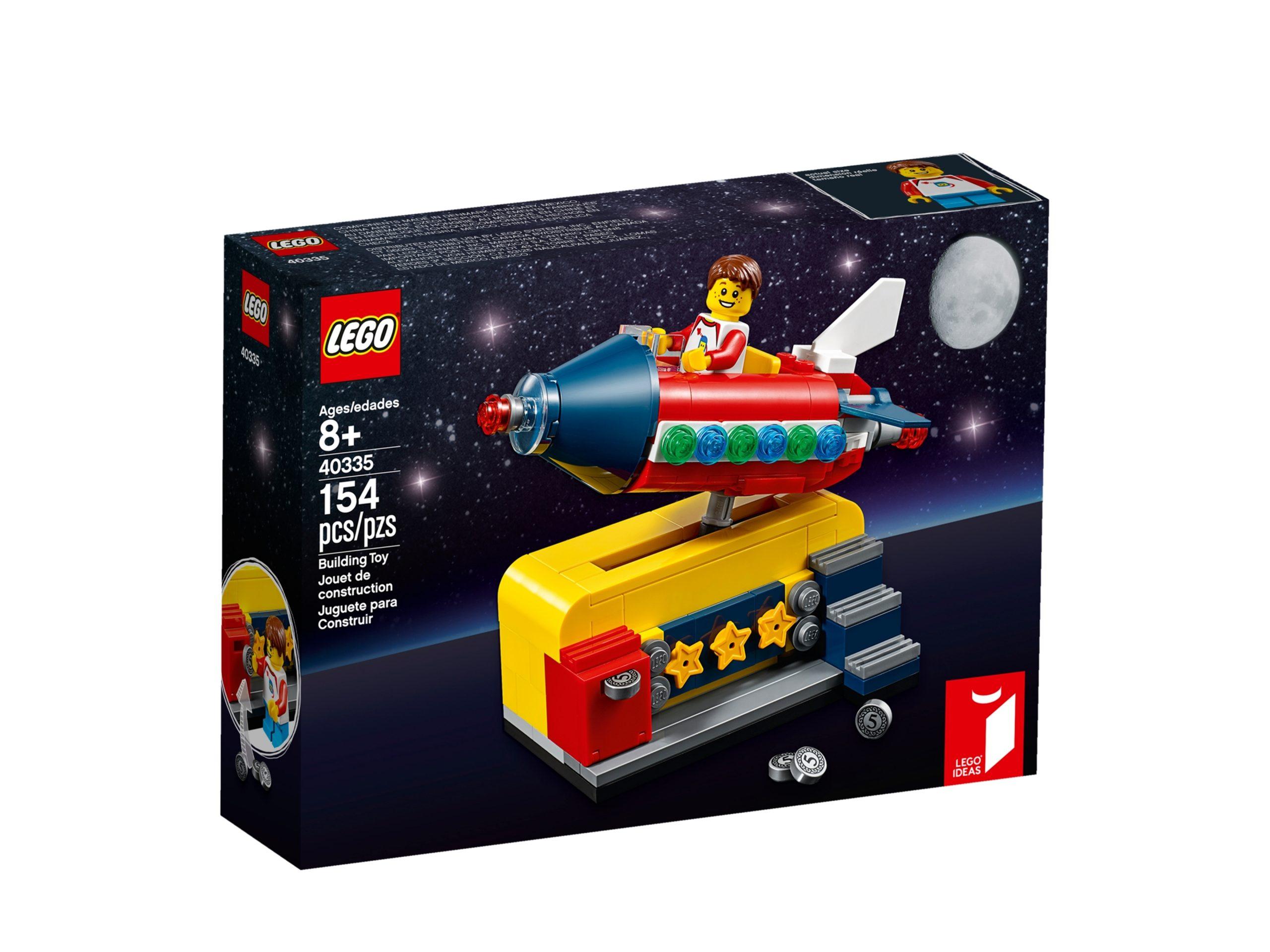 lego 40335 giostra del razzo spaziale scaled