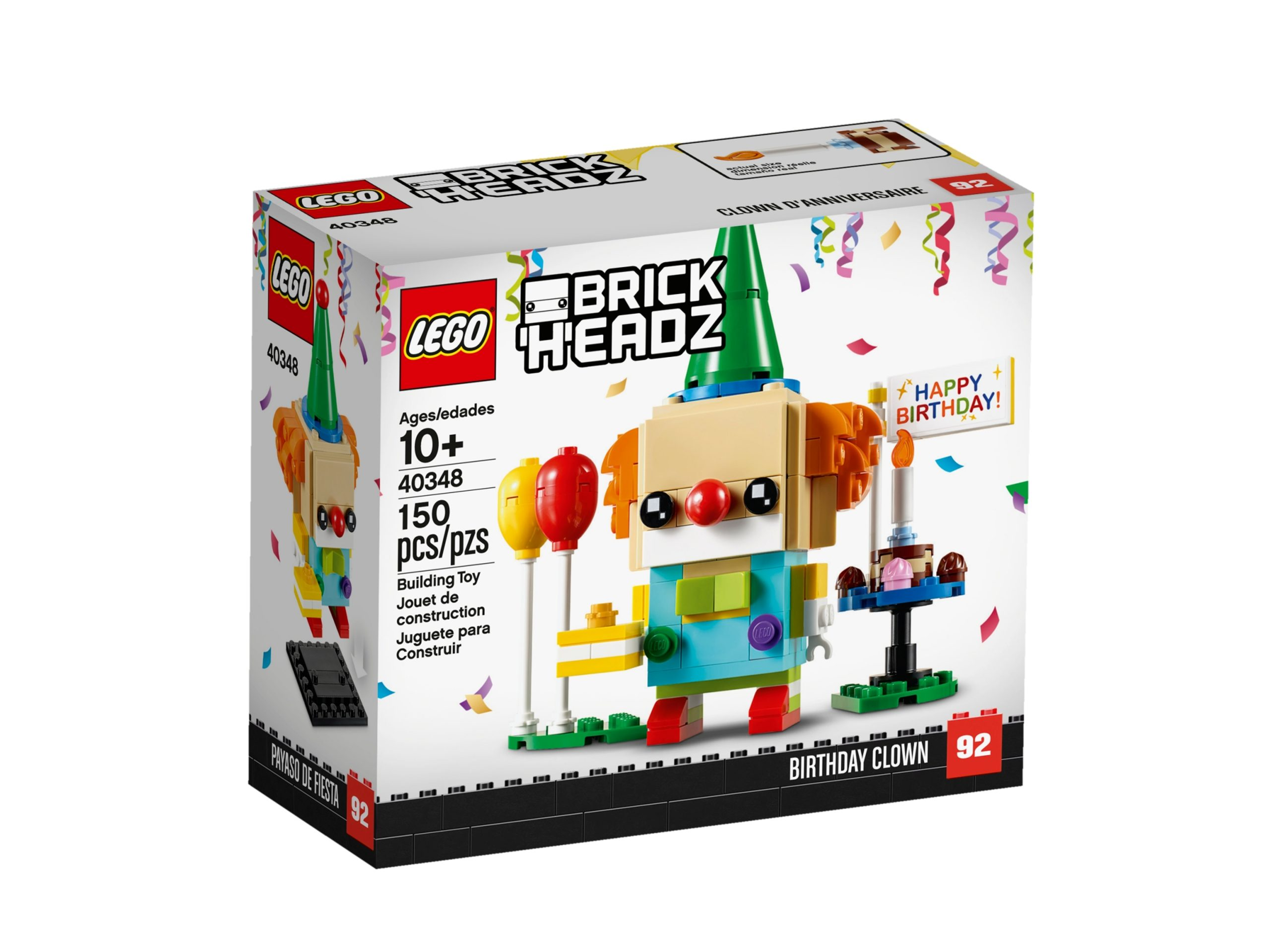 lego 40348 clown di compleanno scaled