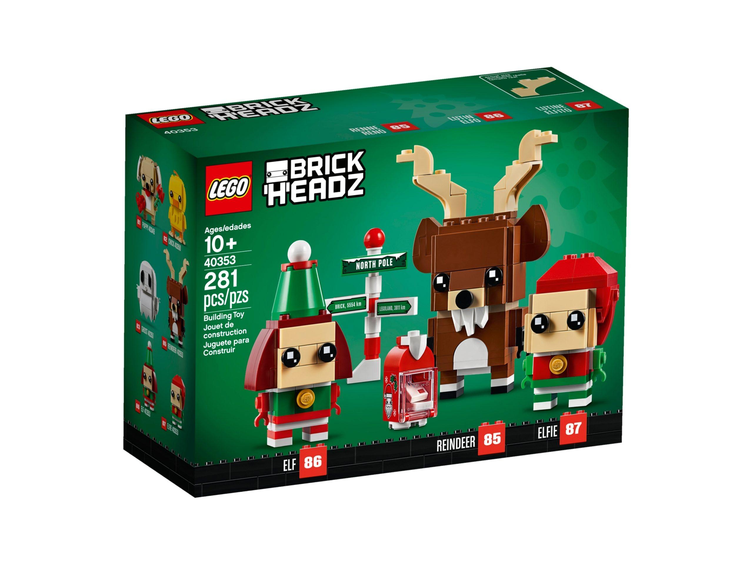 lego 40353 renna elfo ed elfa scaled