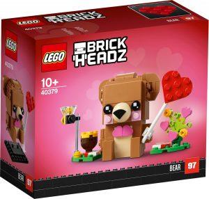 lego 40379 orso di san valentino