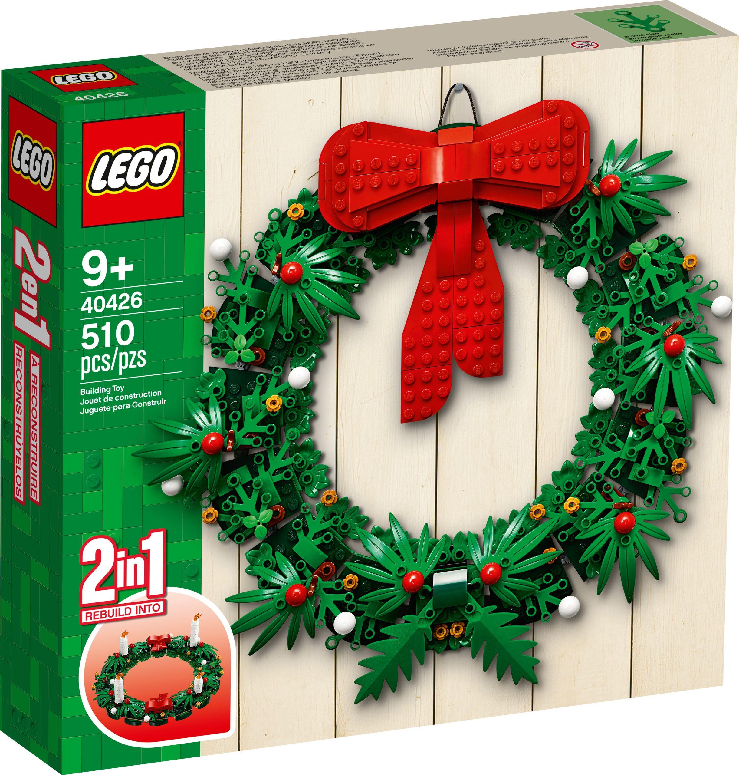 lego 40426 ghirlanda natalizia 2 in 1 scaled