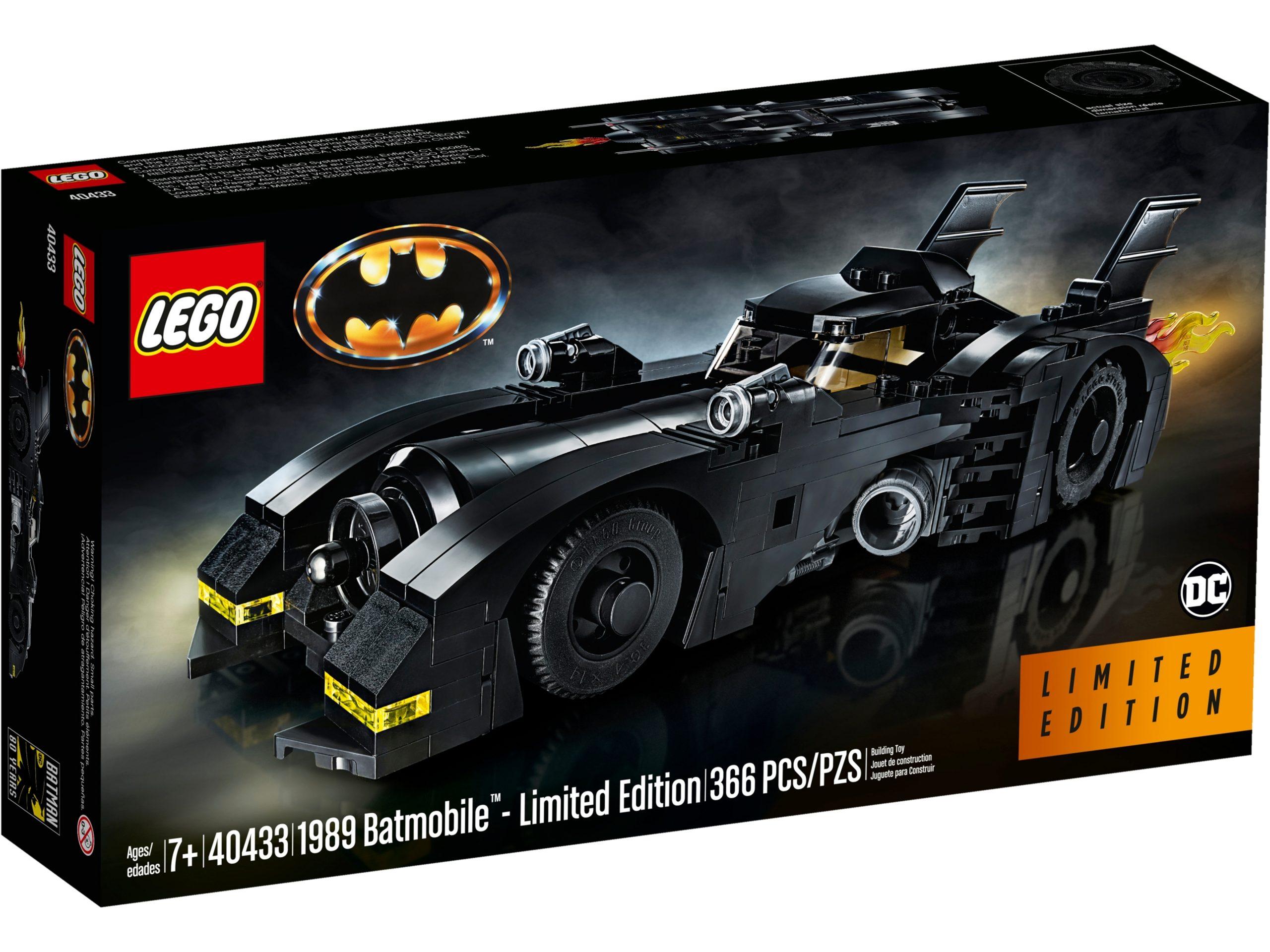 lego 40433 1989 batmobile limited edition scaled