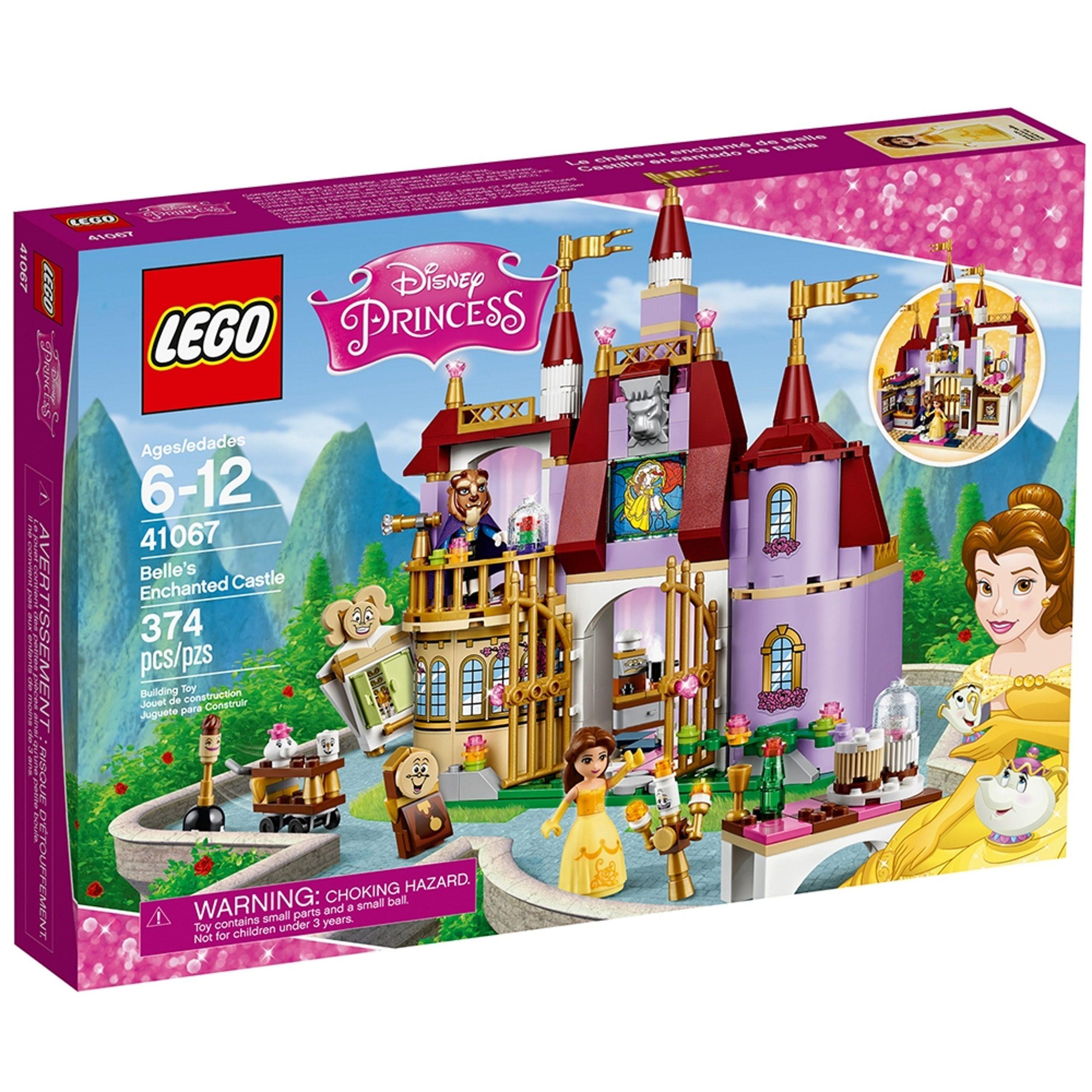 lego 41067 il castello incantato di belle scaled