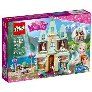 lego 41068 la festa al castello di arendelle