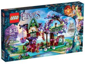 lego 41075 il rifugio nella foresta degli elfi