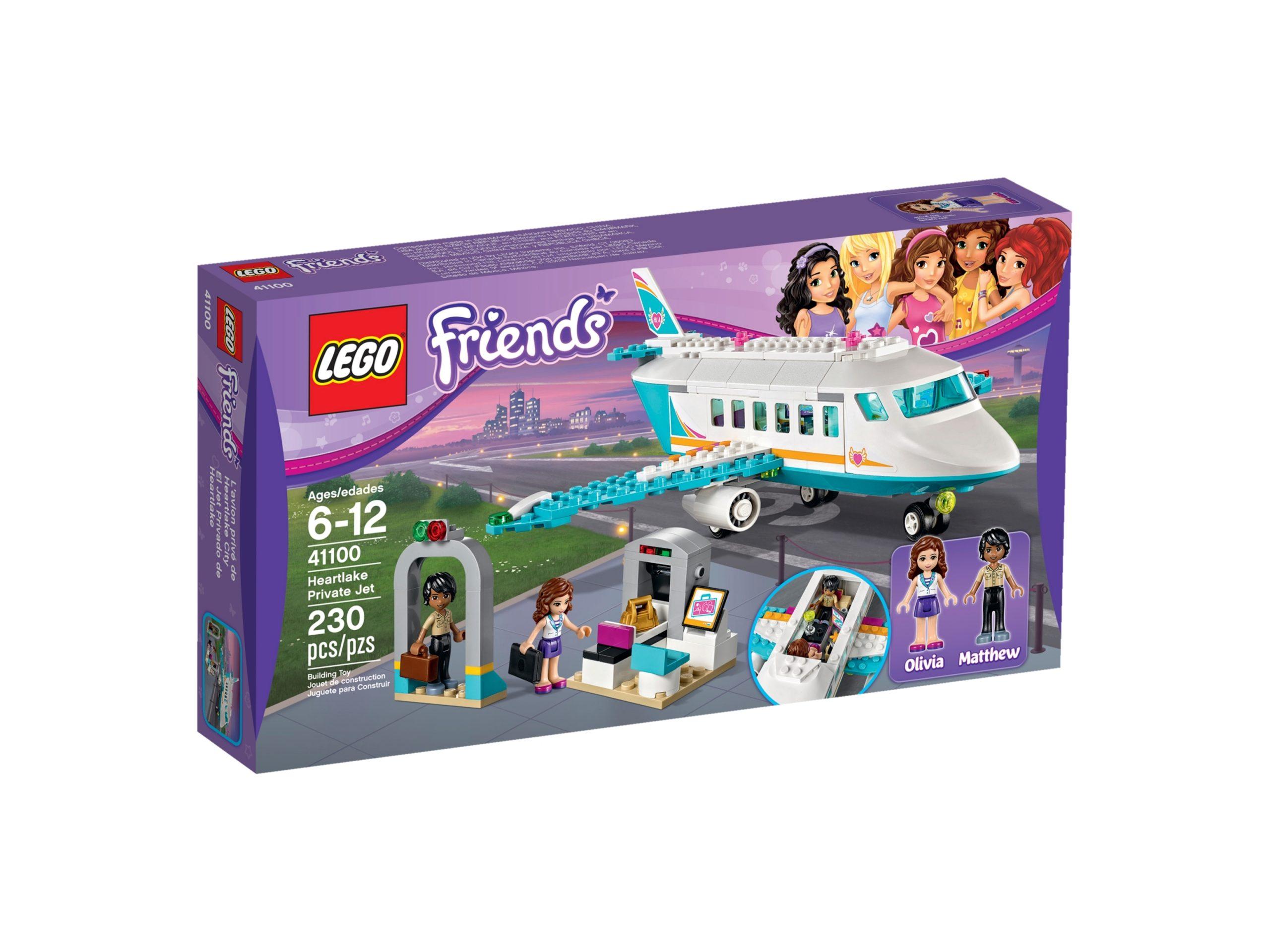 lego 41100 il jet privato di heartlake scaled
