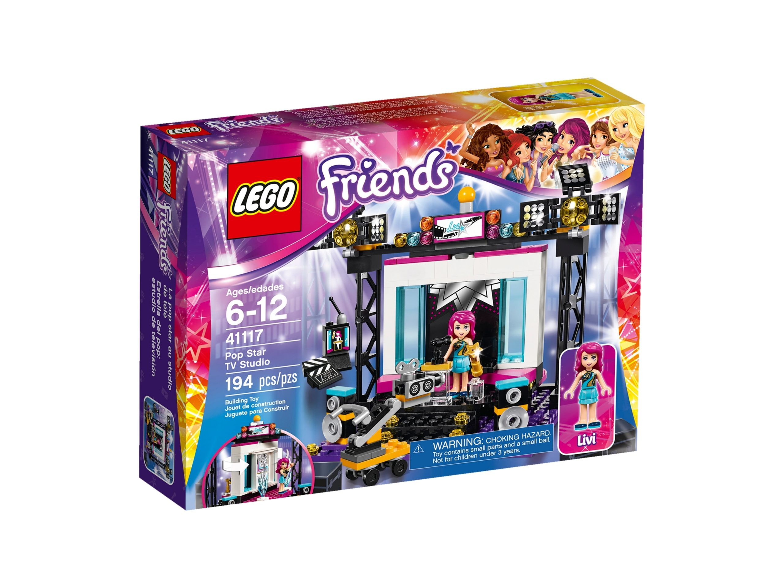 lego 41117 lo studio tv della pop star scaled