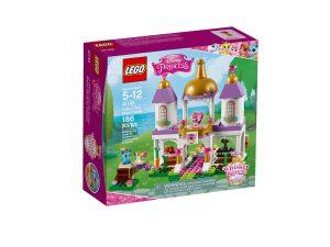 lego 41142 il castello reale dei palace pets