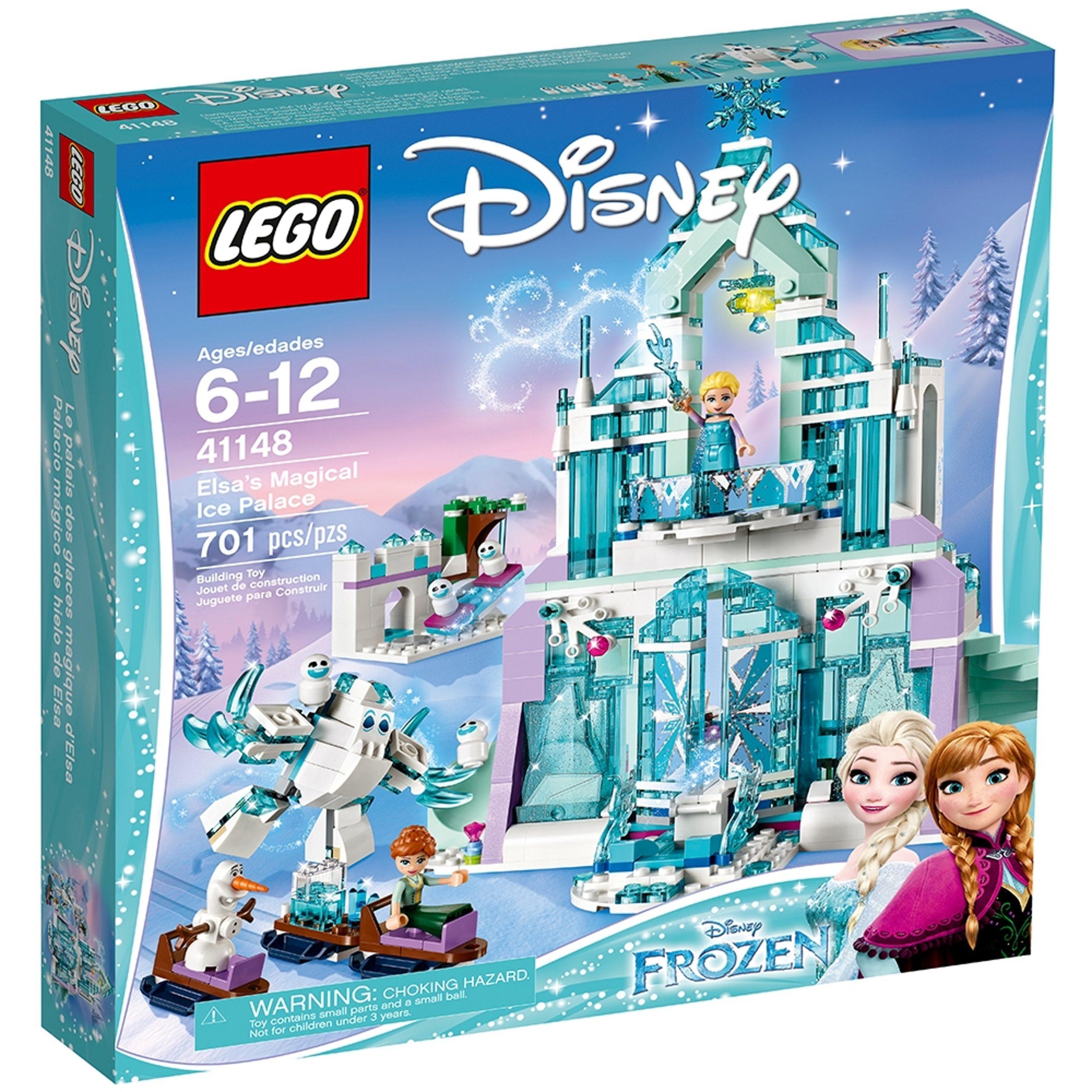 lego 41148 il magico castello di ghiaccio di elsa scaled