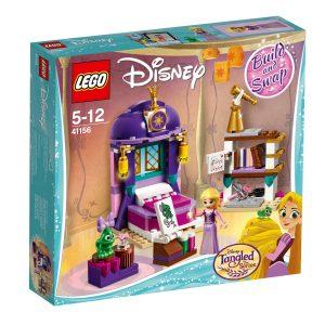 lego 41156 la cameretta nel castello di rapunzel
