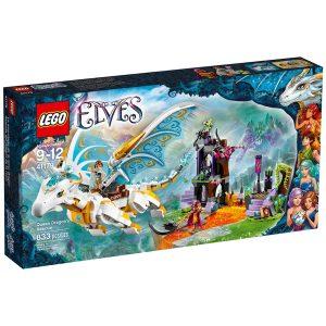 lego 41179 il salvataggio della regina drago