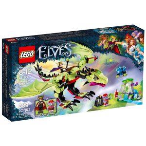 lego 41183 il drago malvagio del re goblin