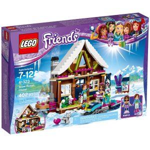 lego 41323 lo chalet del villaggio invernale