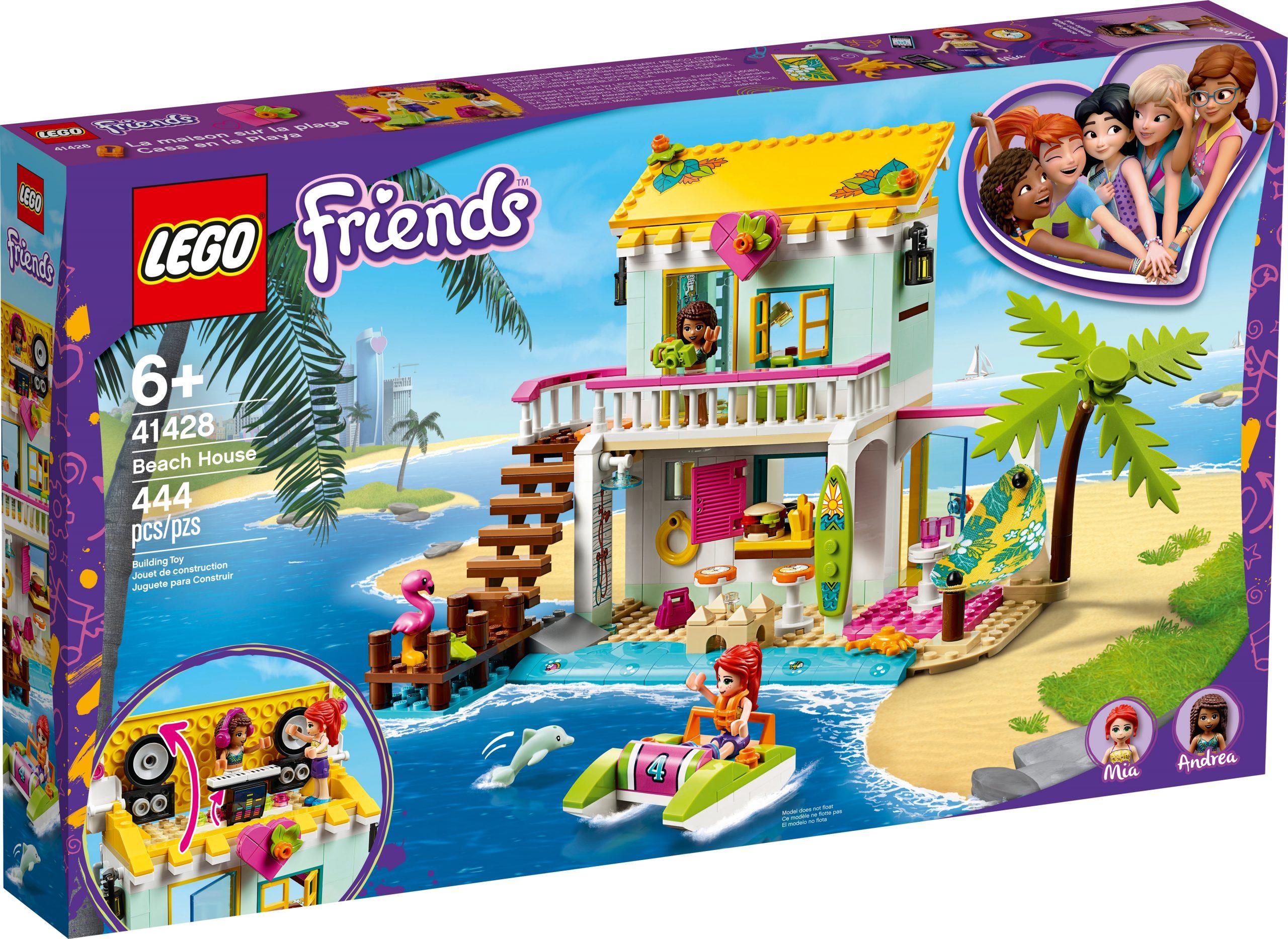 lego 41428 casa sulla spiaggia scaled