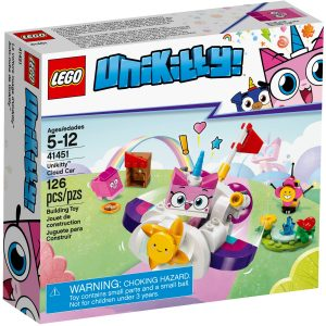 lego 41451 la cloud car di unikitty