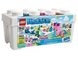 lego 41455 scatola di mattoncini creativi unikingdom