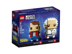lego 41611 marty mcfly e doc brown