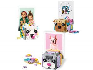lego 41904 portafoto dei cuccioli
