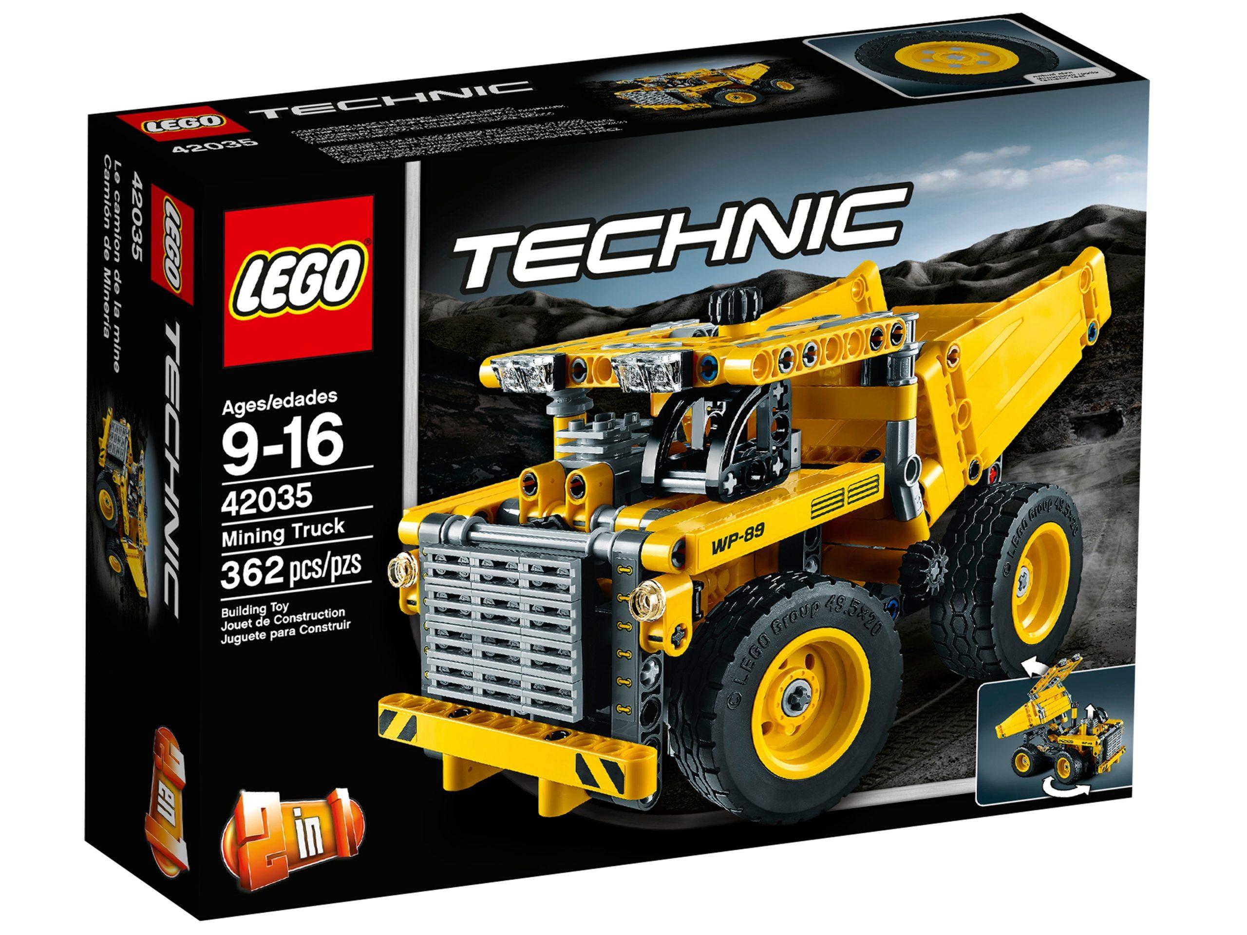 lego 42035 camion della miniera scaled