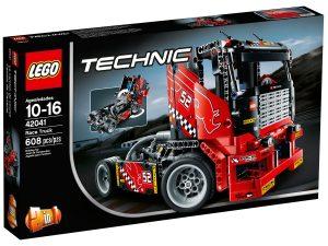 lego 42041 camion da gara