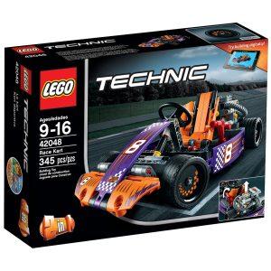lego 42048 go kart da corsa