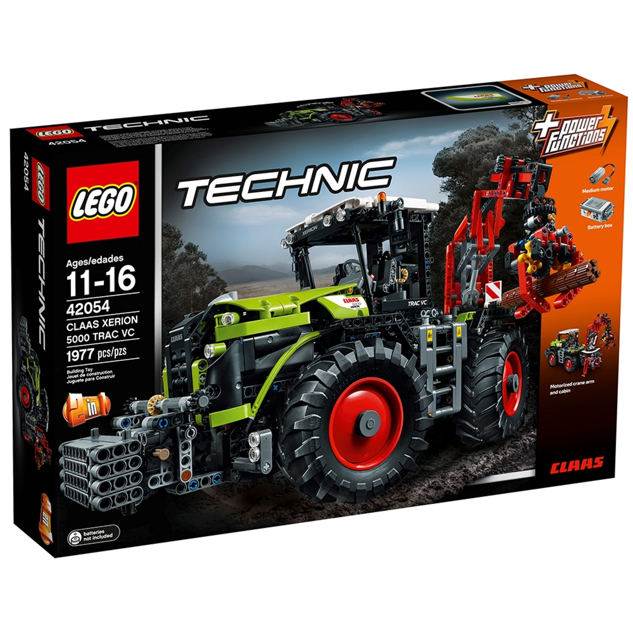 lego 42054 claas xerion 5000 trac vc scaled