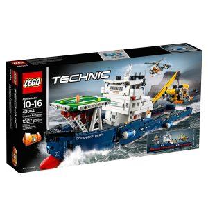 lego 42064 esploratore oceanico