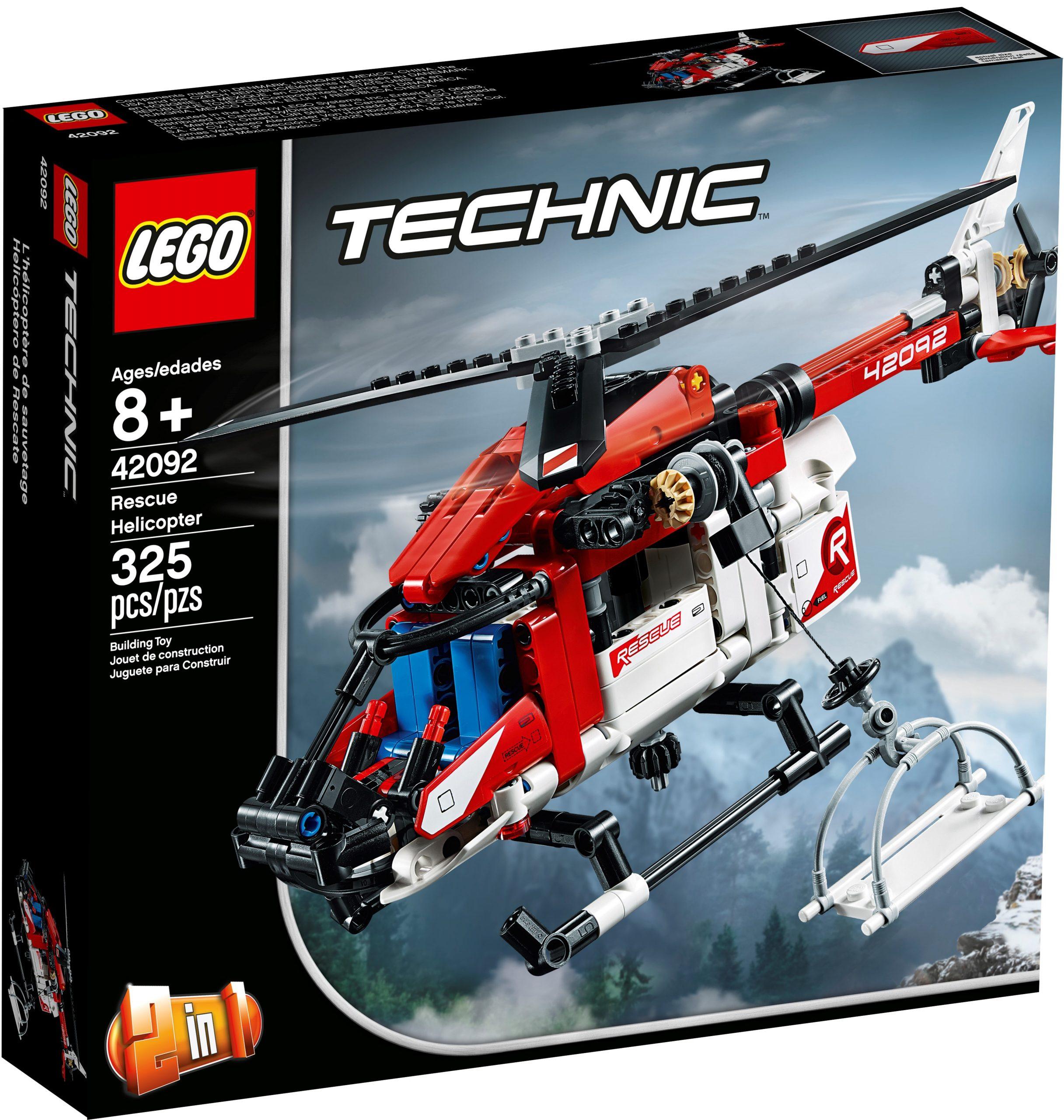lego 42092 elicottero di salvataggio scaled
