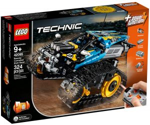 lego 42095 stunt racer telecomandato