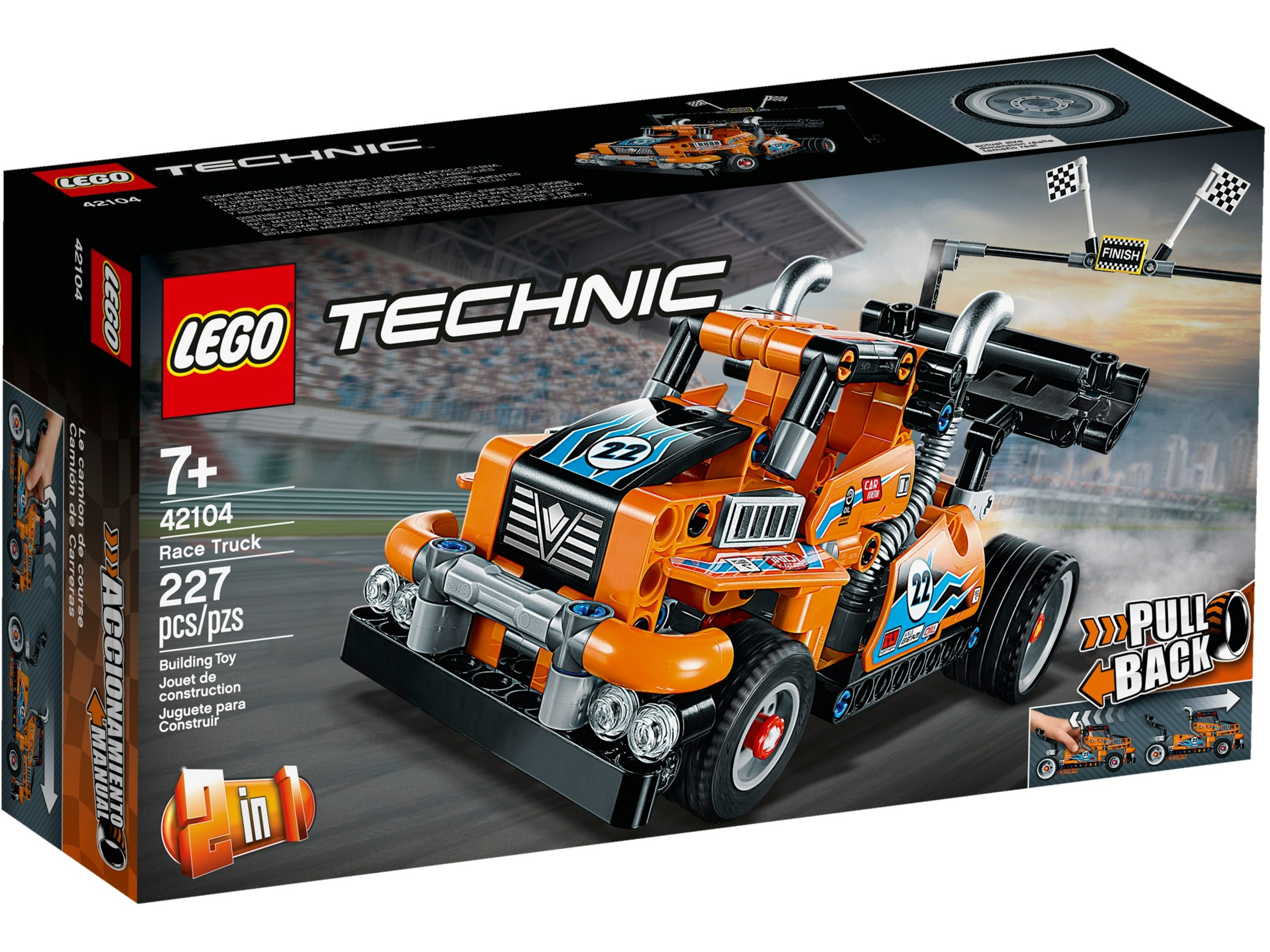 lego 42104 camion da gara scaled