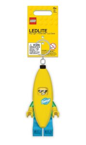 lego 5005706 torcia portachiavi uomo banana