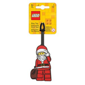 lego 5006030 etichetta di babbo natale