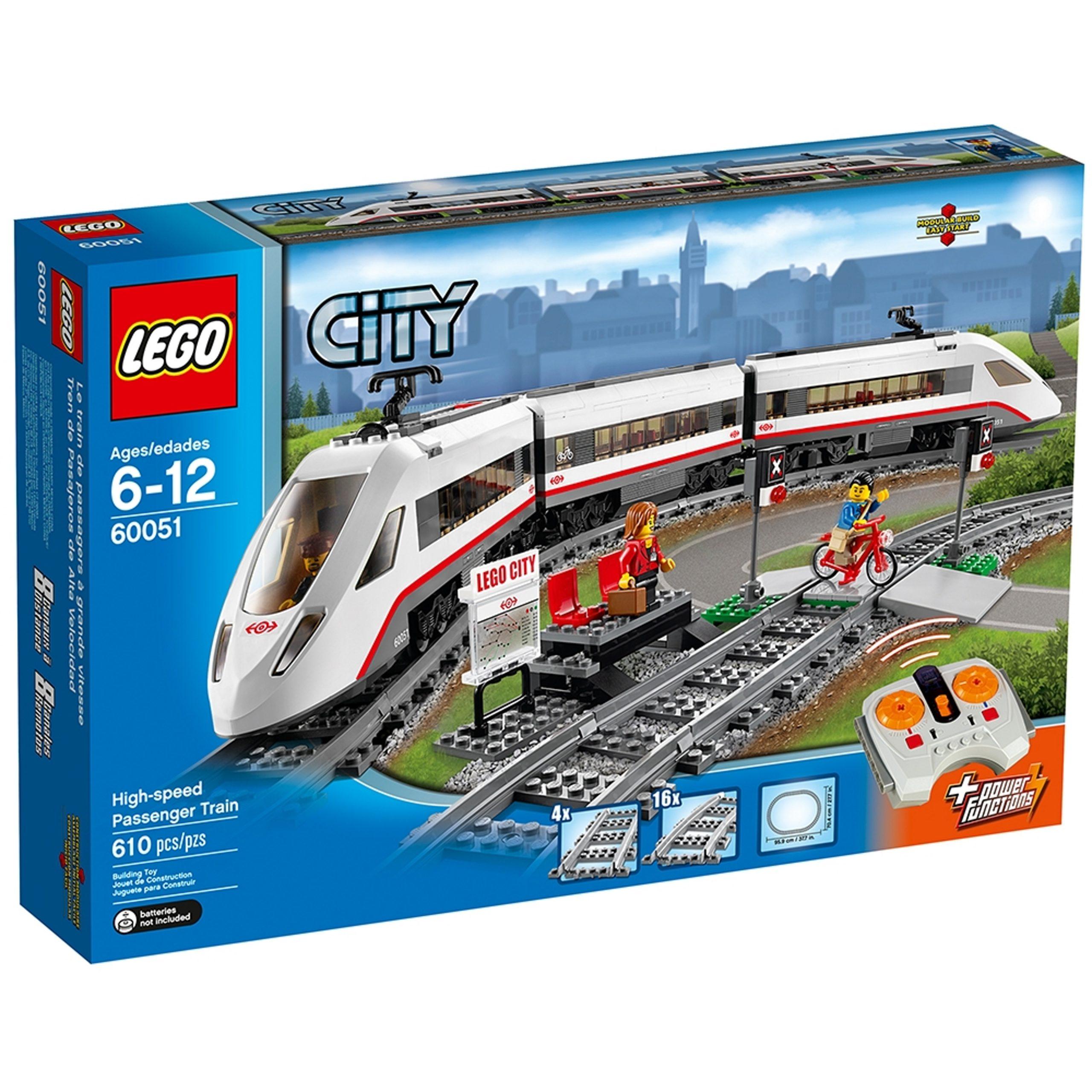 lego 60051 treno passeggeri alta velocita scaled