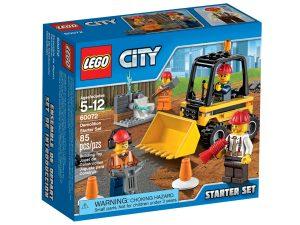 lego 60072 starter set cantiere da demolizione