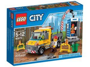 lego 60073 camioncino da demolizione