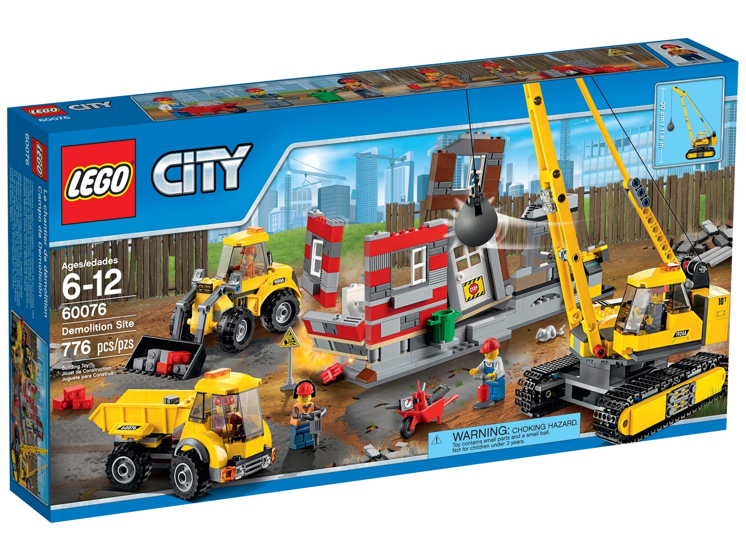 lego 60076 cantiere da demolizione scaled