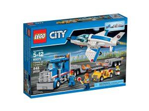 lego 60079 trasportatore di jet