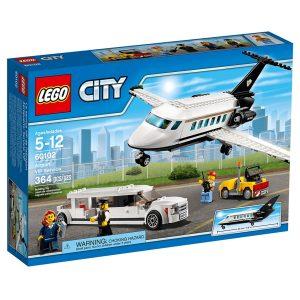 lego 60102 servizio vip aeroportuale